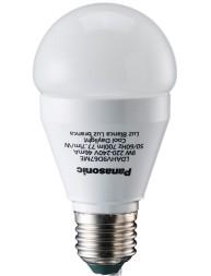 Bombillo LED, 9 watts consumo, Luz Día, Ilumina como 50 watts, 25 000 horas de vida útil.