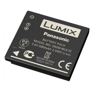 Batería de litio Panasonic BCK7