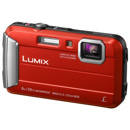 Lumix DMC-TS30 resistente al agua, a prueba de impactos y a prueba de congelación