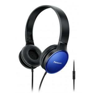 Audífonos Urbanos Diseño Elegante Panasonic HF300M Azul