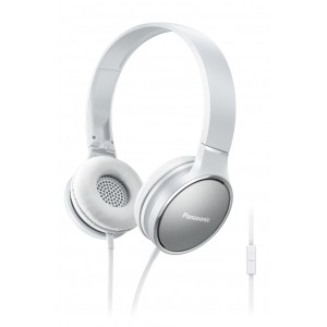 Audífonos Urbanos Diseño Elegante Panasonic HF300M Blanco