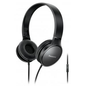 Audífonos Urbanos Diseño Elegante Panasonic HF300M Negro