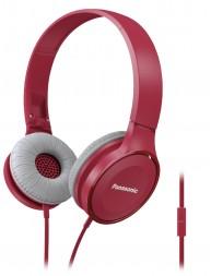 Audífonos Urbanos Diseño Compacto Panasonic HF100 Rosados
