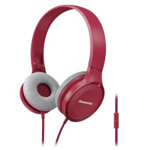 Audífonos Urbanos Diseño Compacto Panasonic HF100M Rosados