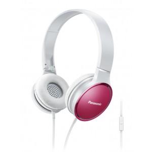 Audífonos Urbanos Diseño Elegante Panasonic HF300M Rosados