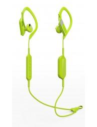 Audífonos Bluetooth Resistentes al Agua Panasonic BTS10 Amarillo