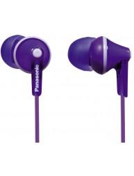 Audífonos de Inserción Tipo Botón  Panasonic HJE125  Violeta