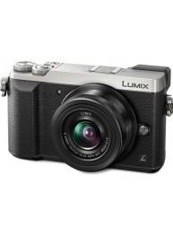Lumix G Cámara Panasonic GX85 con Lente Intercambiable 12-32 mm Silver