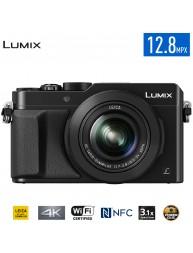 Lumix DMC-LX100 Sensor MOS de 4/3 pulgadas de Alta sensibilidad, F.17-2.8 24-75mm Lente LEICA DC VARIO -SUMMILUX, Video en 4K