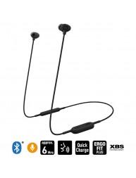 Audífonos Bluetooth NJ310 Negro