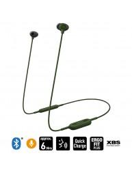 Audífonos Bluetooth NJ310 Verde