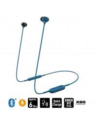 Audífonos Bluetooth NJ310 Azul