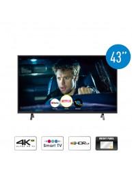 TV 43 4K Ultra HD GX500