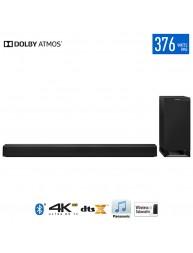 Barra de sonido premium con sistema Dolby Atmos HTB700 - color negro