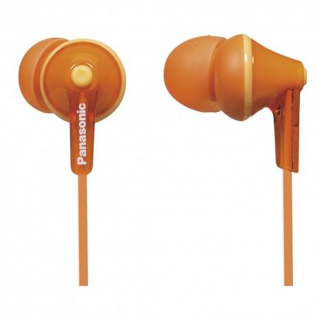 Audífonos de Inserción Tipo Botón  Panasonic HJE125  Rojos