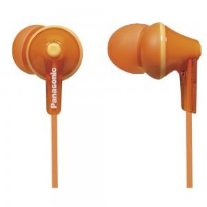 Z. Audífonos In-Ear HJE125 Naranja
