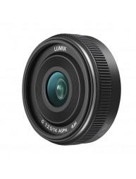 Lente intercambiable Lumix G  14mm /  F2.5 ASPH. H'H014PP