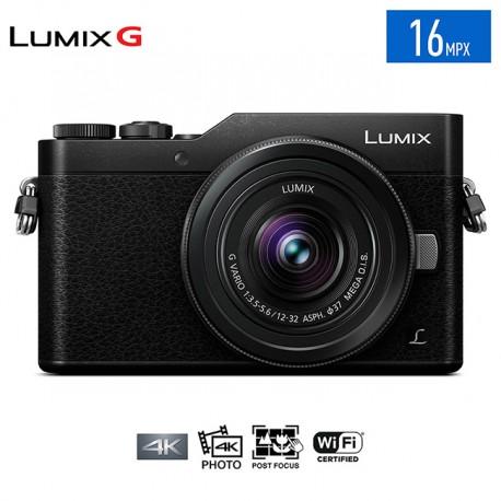 Camara Lente Intercambiable GX850 Lumix G