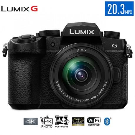 Cámara Lumix Digital con objetivo individual sin espejo DC-G95PPK