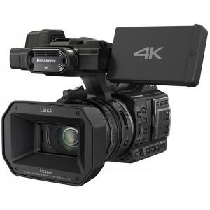 A. Videocamara X1000 Ultra HD 4K, con función de grabación de video, lente Leica con zoom 20x